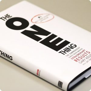 The ONE Thing book review