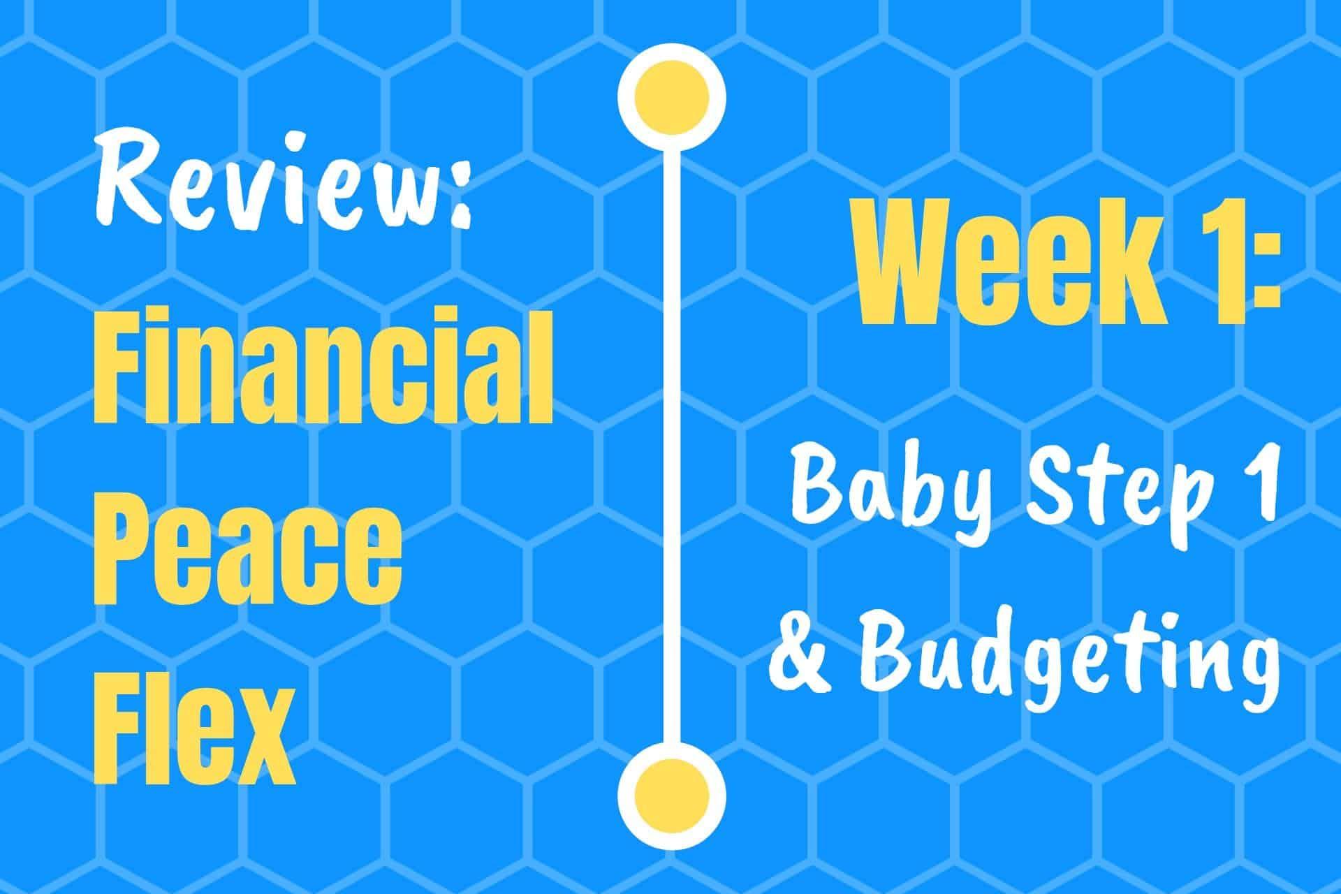FPF Week 1