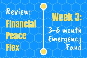 Financial Peace University Week 3