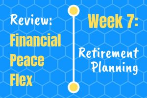 Financial Peace Week 7