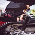 Changing oil; one of the household habits to save money