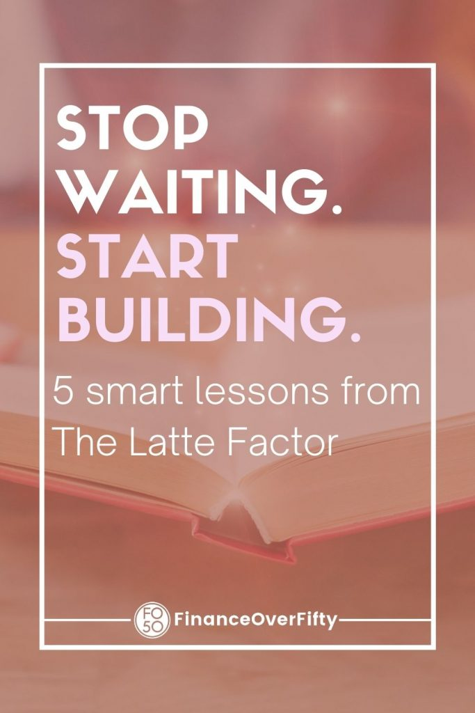Lessons From Latte Factor Book