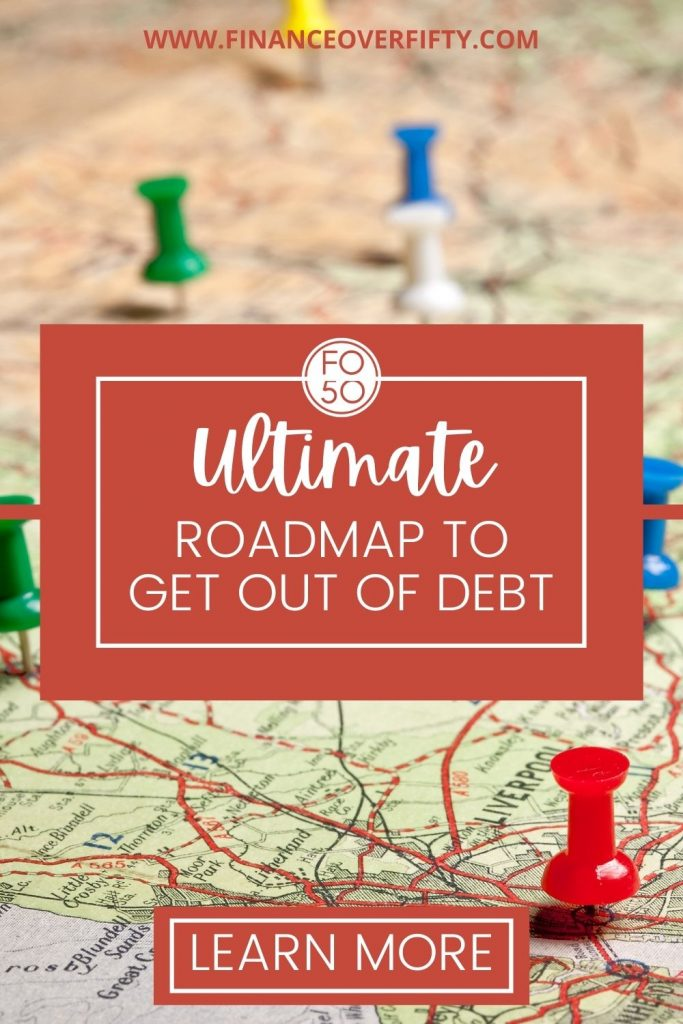 Roadmap to get out of debt