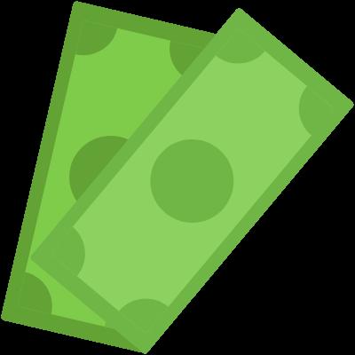 Illustration of cash