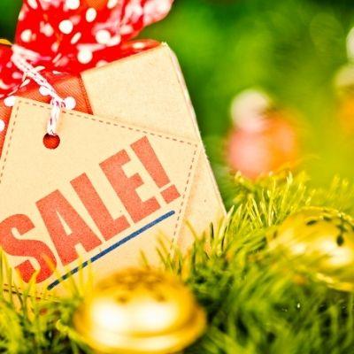 Holiday Sale Bag