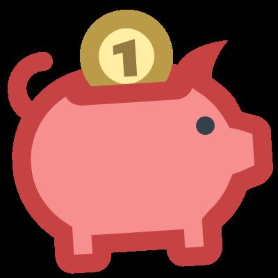Illustration: Piggy bank