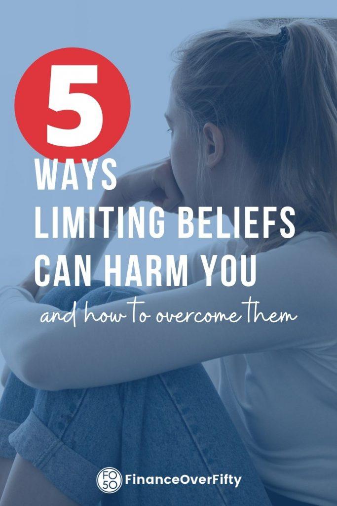 Do limiting beliefs harm us pin