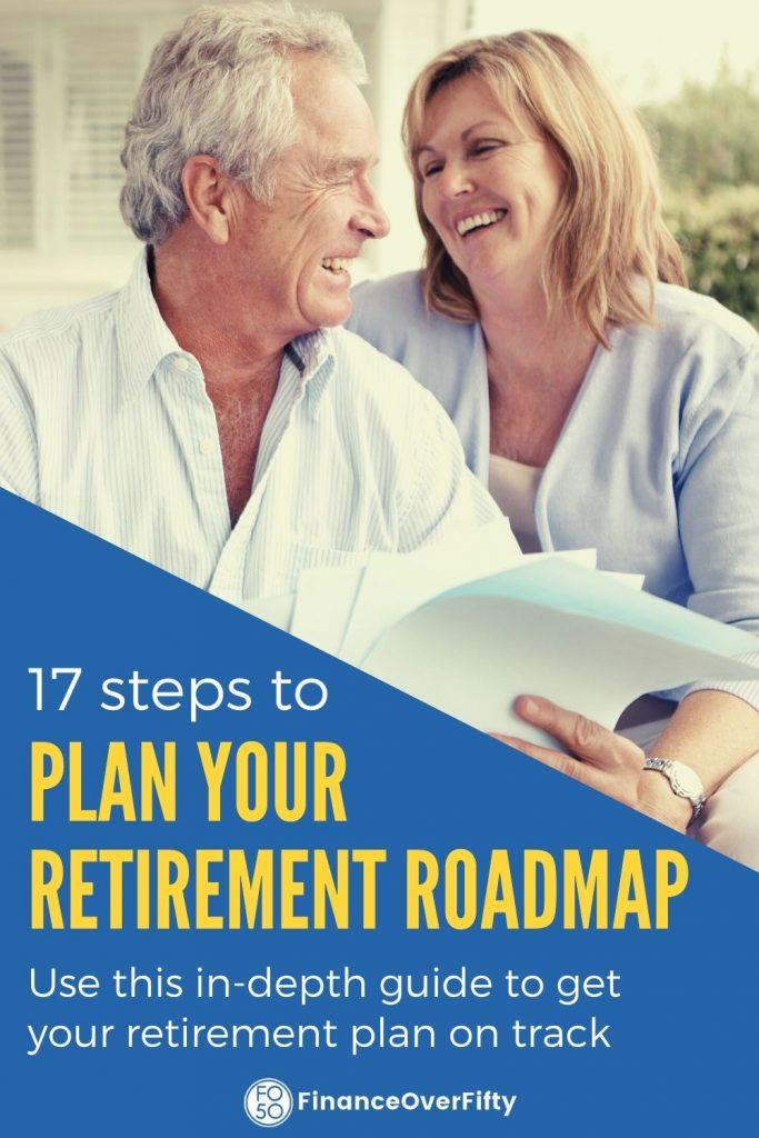 Roadmap for Retirement pin