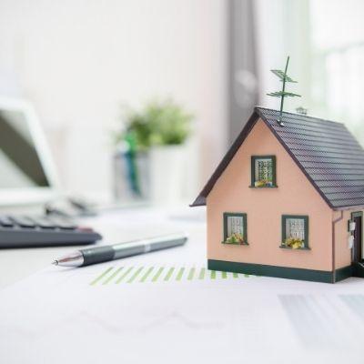 Small model home