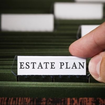 Estate Plan file