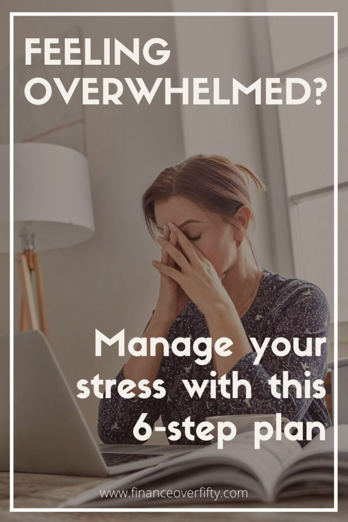 Stress Management pin