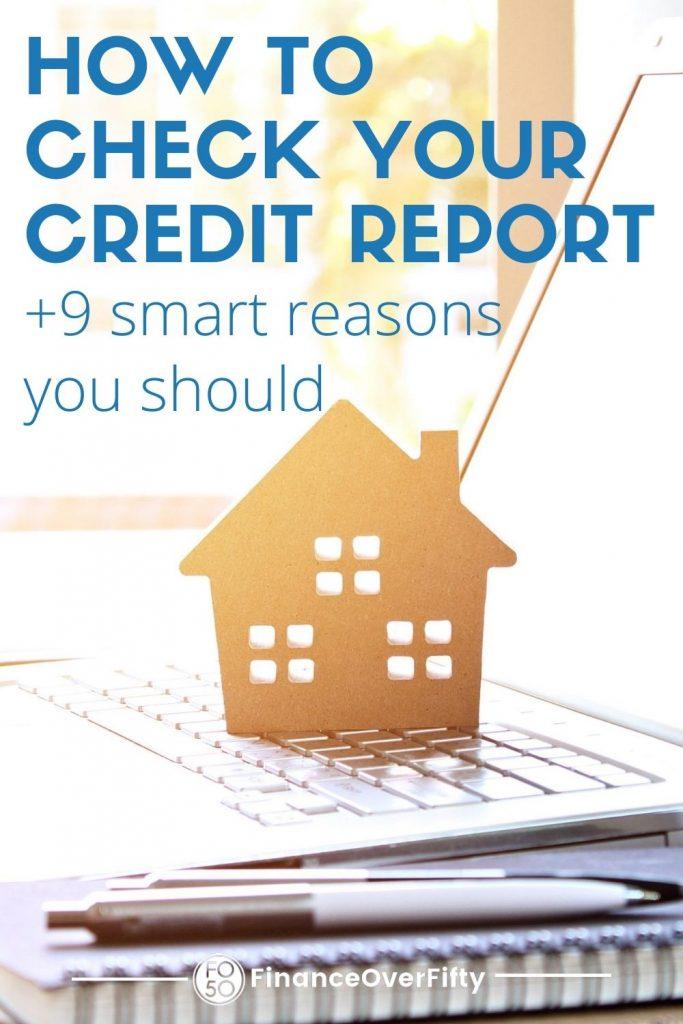 Checking Credit Report pin
