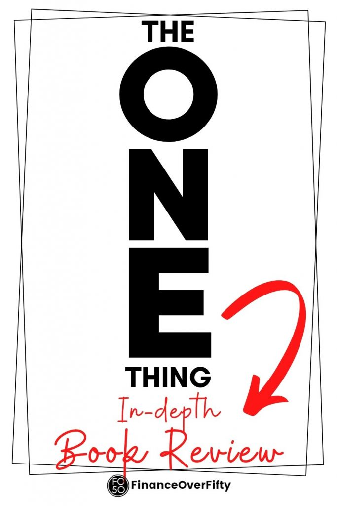 The One Thing Review pin