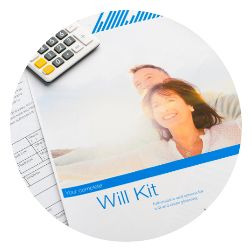 A will kit