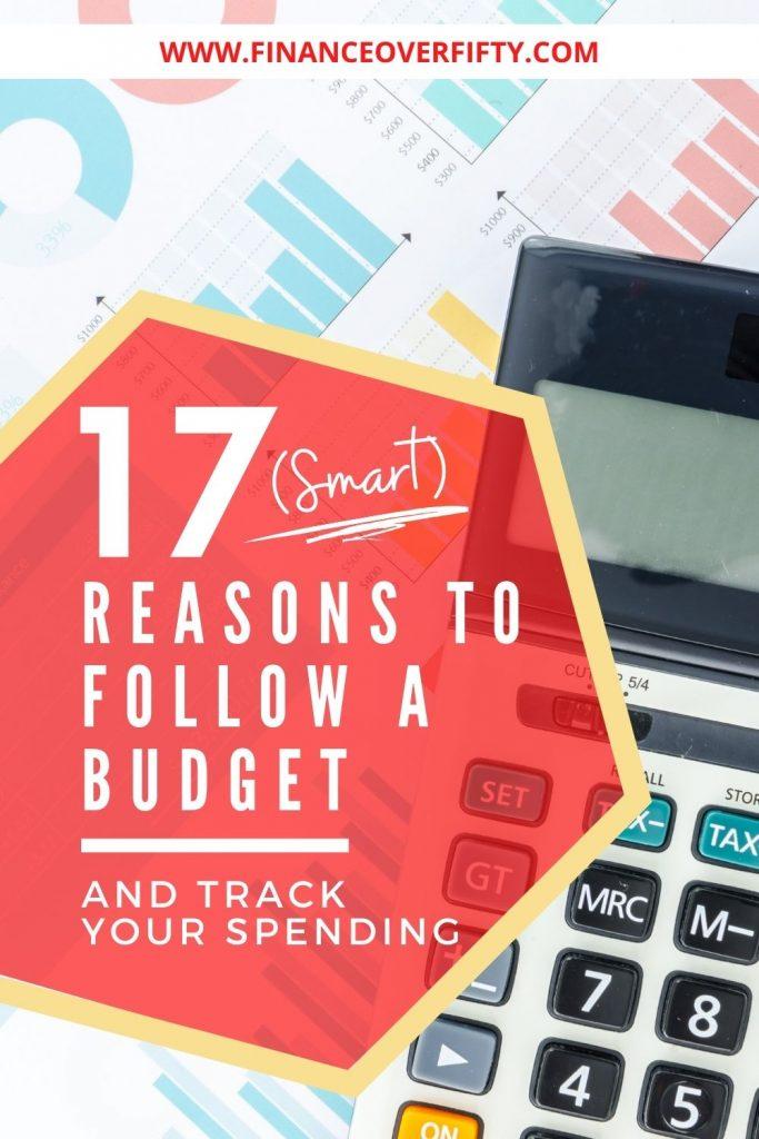 Benefits of Budgeting pin