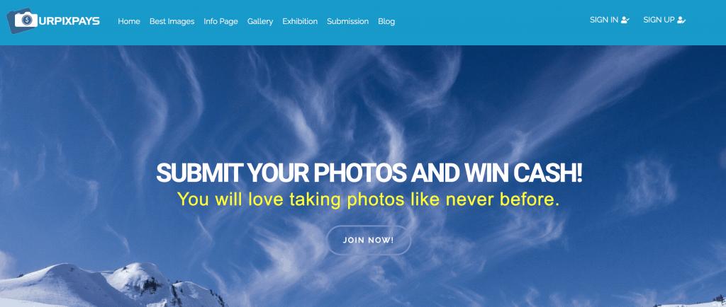 UrPixPays Screenshot