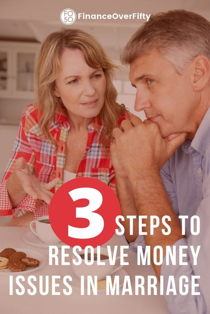 How to resolve money issues pin