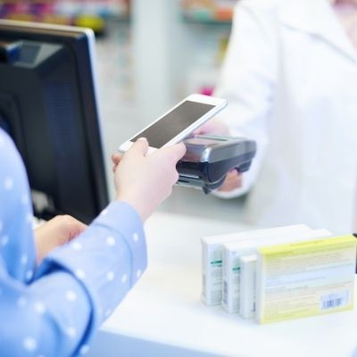 Paying for prescriptions