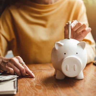 Saving emergency fund